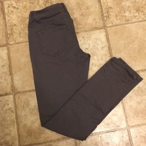 Size Small Gray Jeggings